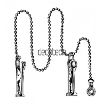 Napkin Holders with metal chain adjustable
