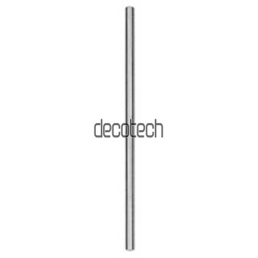 Connecting Bars, 4.0 mm diam. stainless steel