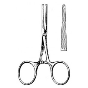Terrier Hemostatic Forceps 1x2T 8.5cm