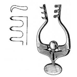 Jansen / Snitman Retractor 10cm