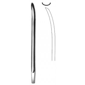 Hofmeister Director deep groove Curved 21cm