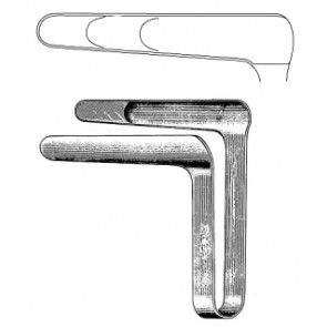 St. Clair Thomson Nasal Speculum Set of 3