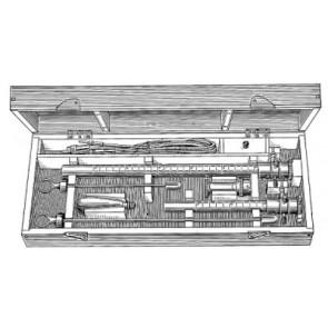 LLOYD DAVIES Sigmoidoscope set with transformer