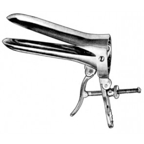 Cusco Vaginal Speculum Centre Screw