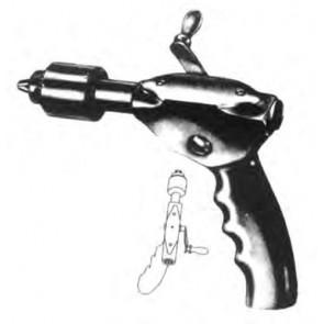 Ralk Bone Hand Drill