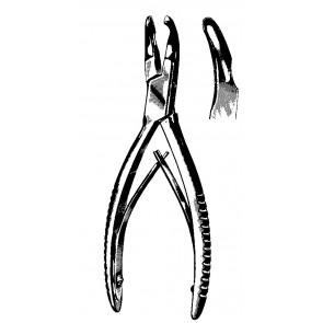 "Cleveland Bone Rongeurs 17cm, 6 3/4"""